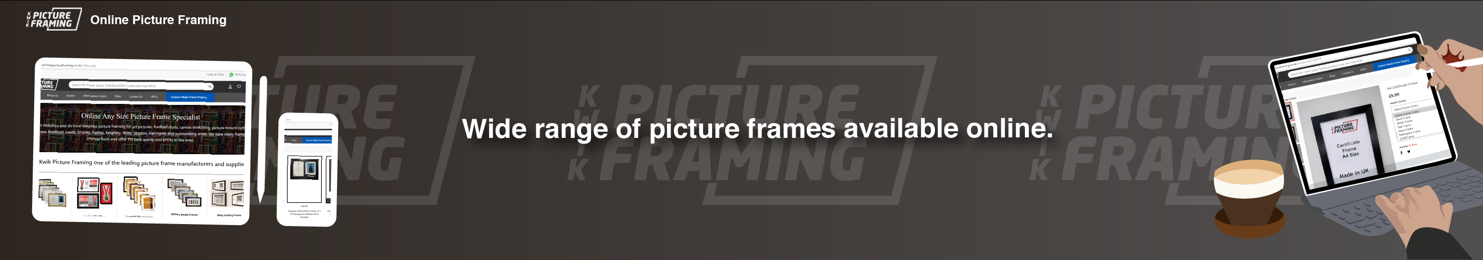 Online Picture Framing