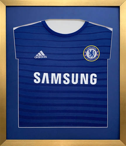 Football Shirt Frame for Football, Rugby or Cricket Shirt