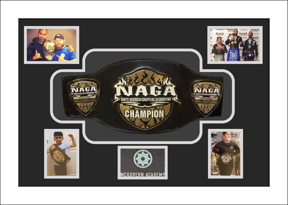 Championship Belt Display Case