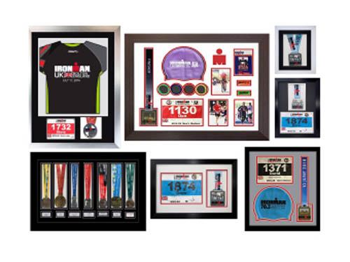 Triathlon Marathon Frames