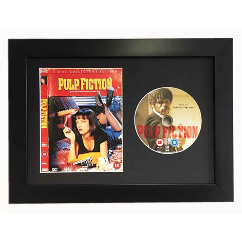 Frame For DVD And Blue Ray DVD Cover And CD 3D Display Frames
