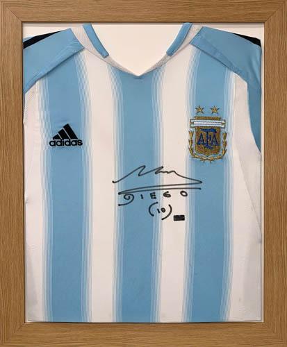 "Football Shirt Display Frames, Ready Made Shirt Frame   20"" x 16"""