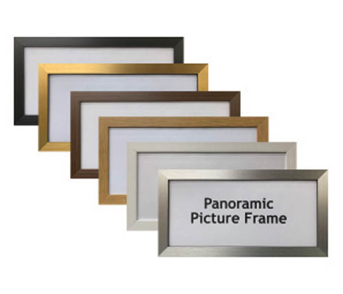 Panoramic Photo Frames