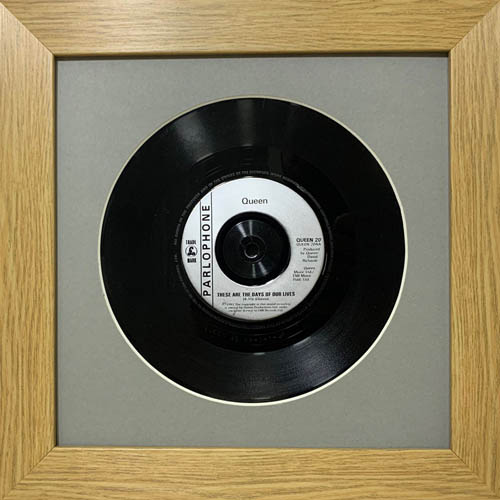 Frames for Vinyl Record Covers