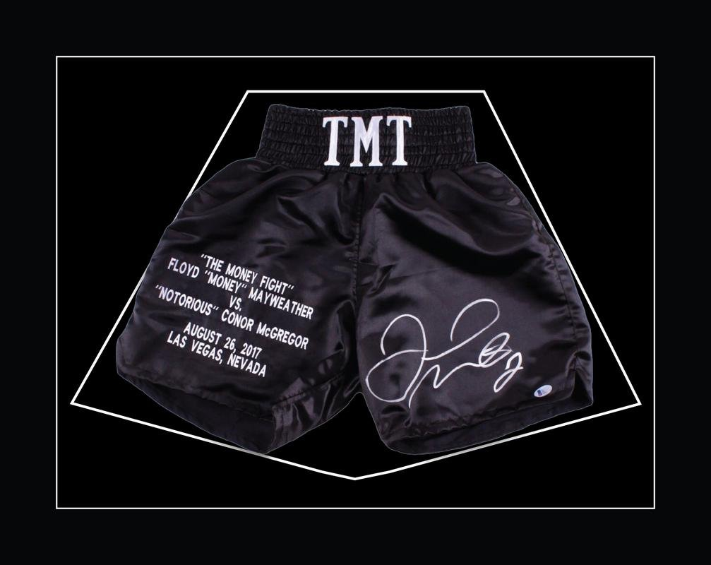 DIY Boxing Shorts Frame For Floyd Mayweather TMT