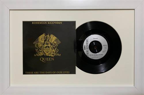 12 inch vinyl display frame with Sleeve