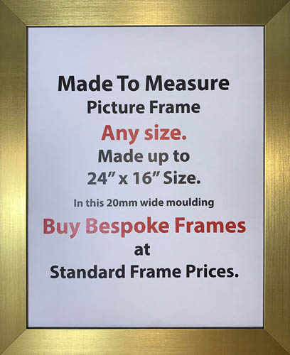 Custom Picture Frames Online Cheap