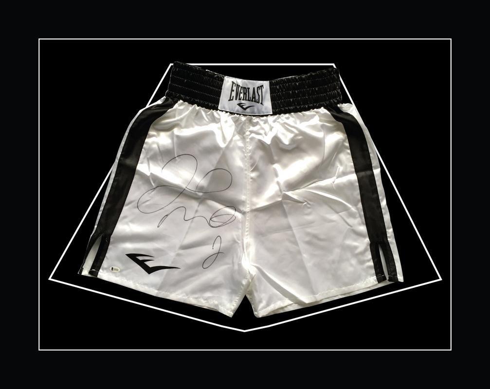 Boxing Shorts Frame | short display frame