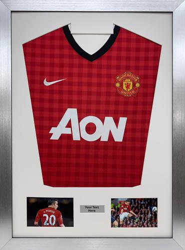 "DIY Football Shirt Frames   Size 30"" x 22"""