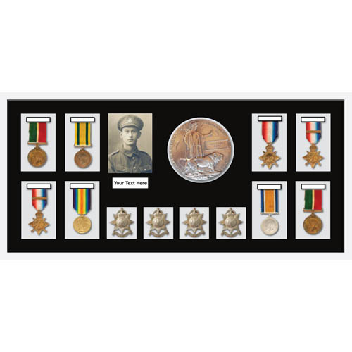 War Medal & Badges