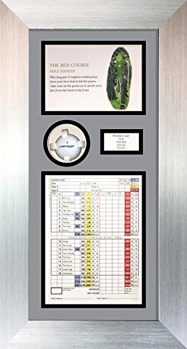 HOLE IN ONE!_ Personalised Golf Photo frame