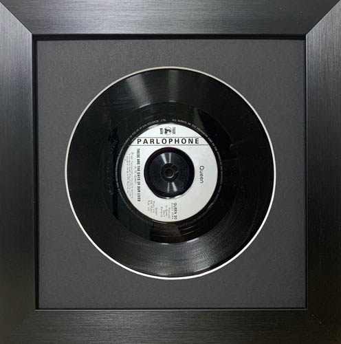7 Inch Single Vinyl LP Record Frame | Vinyl Frame