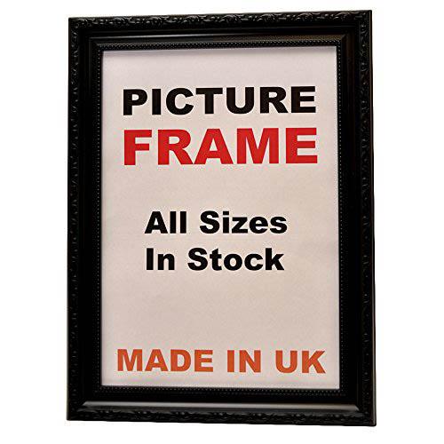 Black Matt Picture Frame