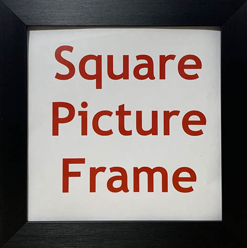 Square Picture Frames, Photos, Art Prints, Poster Frame