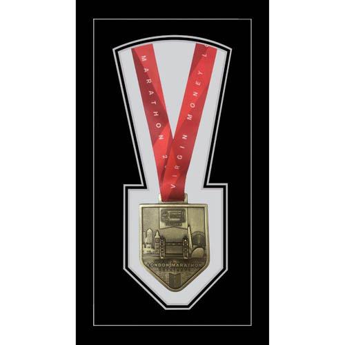 London Marathon 2019 Display Frame for Single medal
