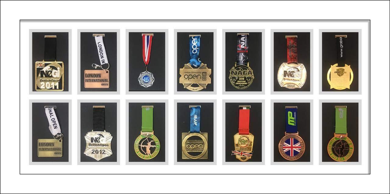 Large Sport Medal