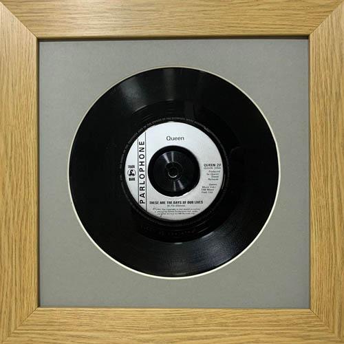 10 Inch Single Vinyl LP Record Frame | Vinyl Frame