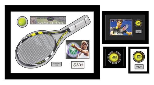 Tennis Ball Display Case