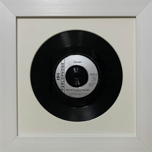 12 Inch Single Vinyl LP Record Frame | Vinyl Frame