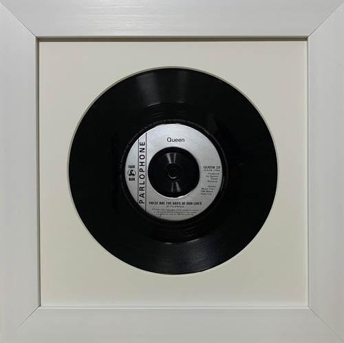 12 Inch Single Vinyl LP Record Frame | Vinyl Frame