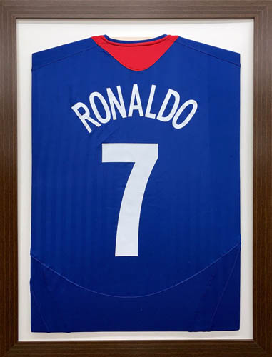Football Shirt Display Frames, Ready Made Shirt Frame | 70cm x 50cm