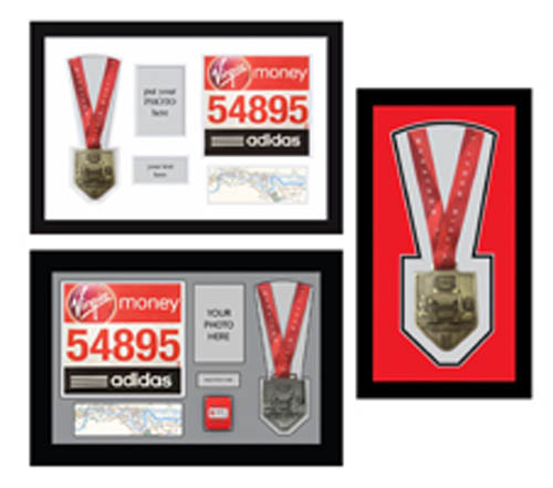 London Marathon Frames