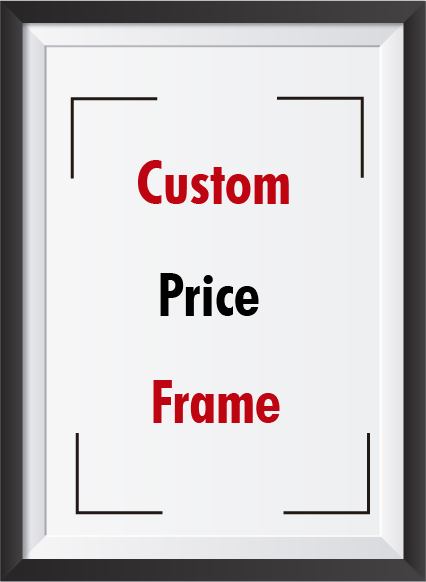 Online custom frames for pictures