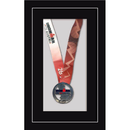 3D Frame For Ironman | Triathlon Marathon | Running Medal Display Frame