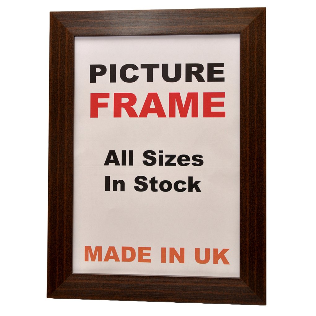 Solid Mahogany Picture Frame