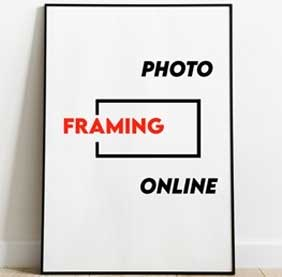 Photo Framing Online